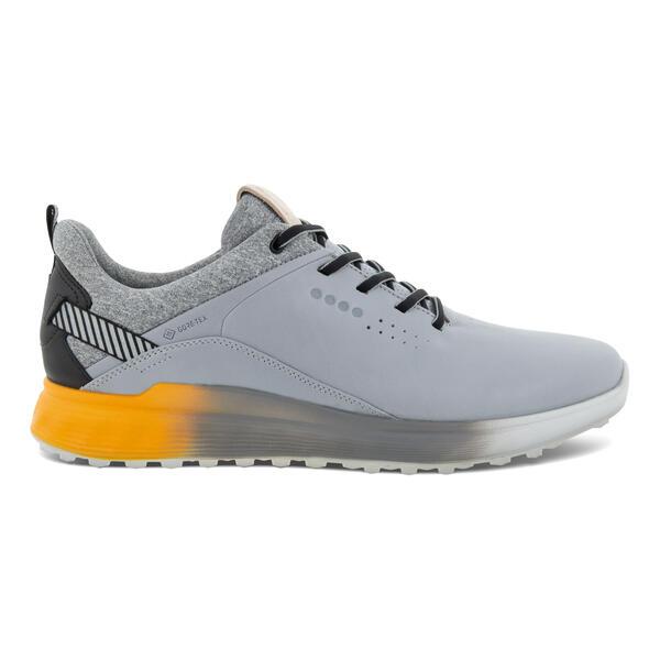 ECCO Men's Golf S-Three Golf Shoes