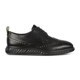 ECCO ST.1 Hybrid Lite Wingtip Brogue Shoes