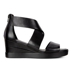 ECCO Shape Wedge Plateau Women's Sandals