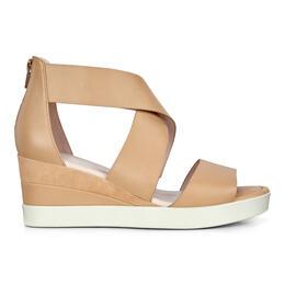 ECCO Shape Wedge Plateau Women's Sandals