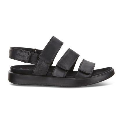 ECCO Flowt Women's Flat Multi-Strap Sandals