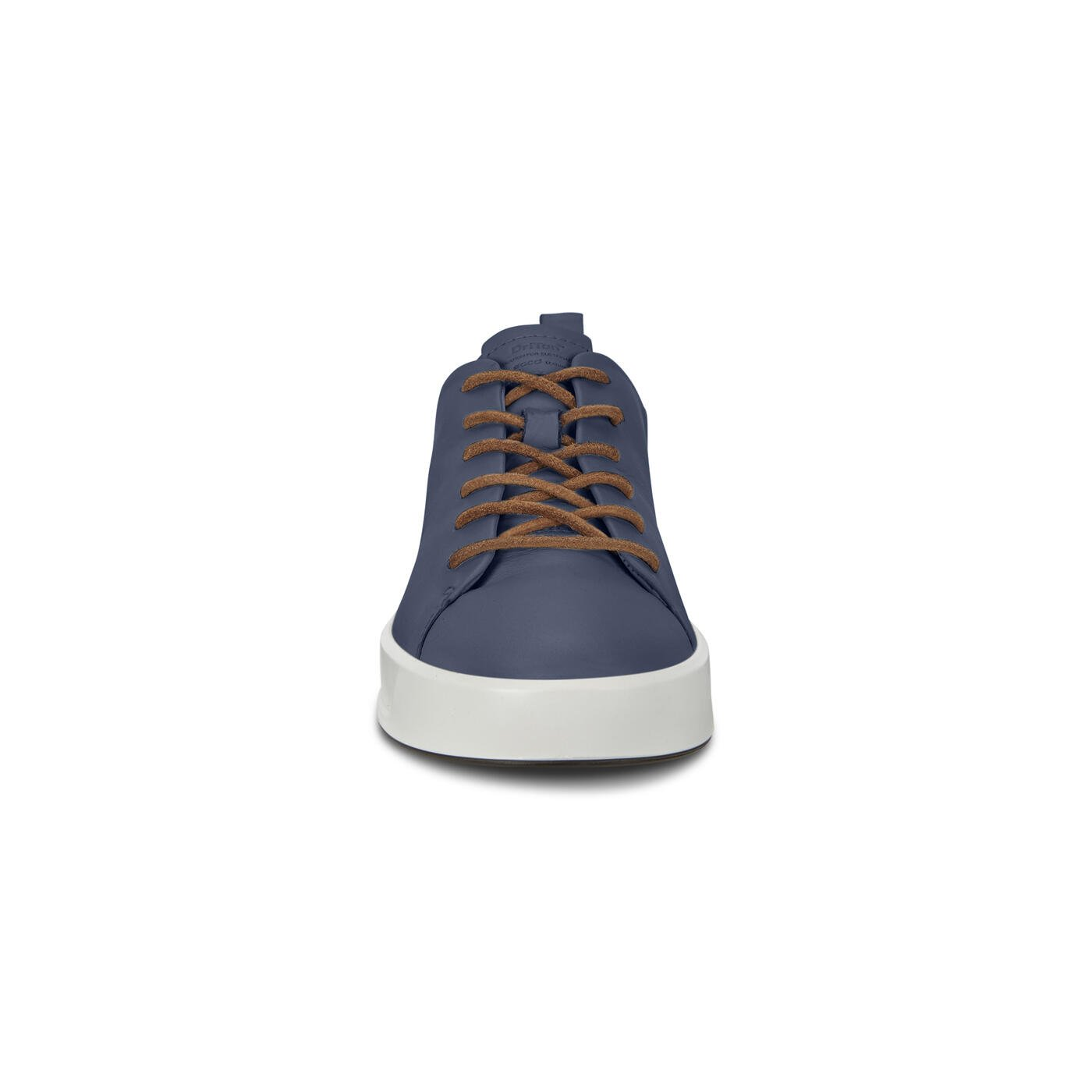 ECCO Soft 8 Men's Leather-Lace Sneakers