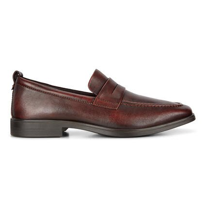 ECCO Melbourne Penny Loafers